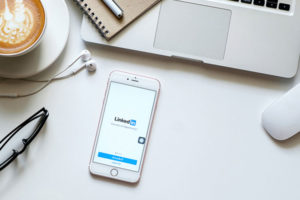 using linkedin to build your profile on skillquo
